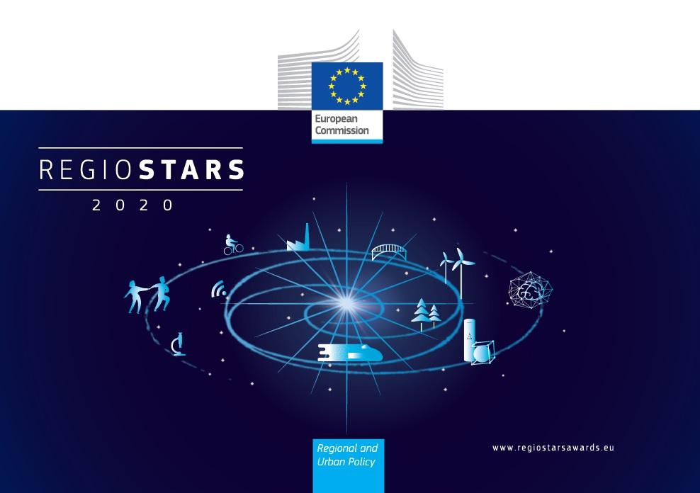 grafika zachęcająca do udziału w konkursie REGIOSTARS 2020